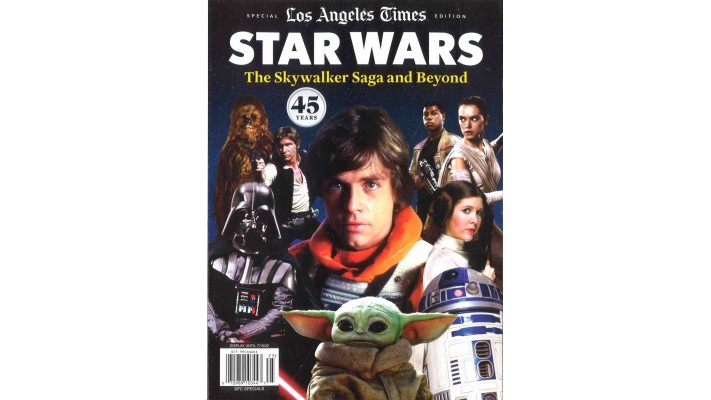 LOS ANGELES TIMES SPECIAL EDITION