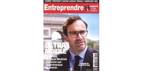 ENTREPRENDRE (to be translated)