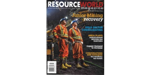 RESOURCES WORLD MAGAZINE