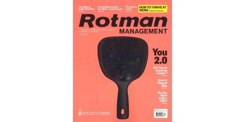 ROTMAN MANAGEMENT