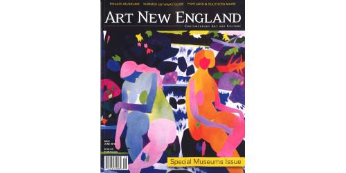 ART OF NEW ENGLAND