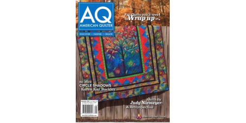 AMERICAN QUILTER (to be translated)