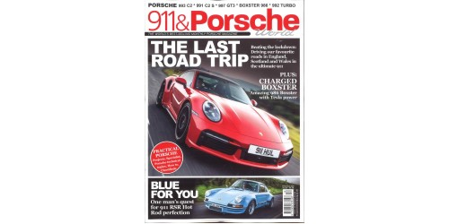 911 PORSCHE WORLD (to be translated)