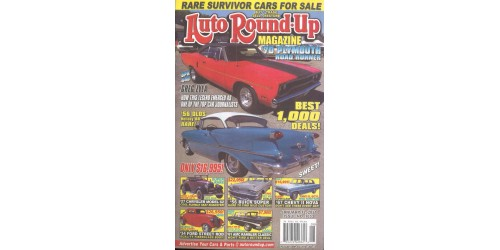AUTO ROUND-UP (to be translated)