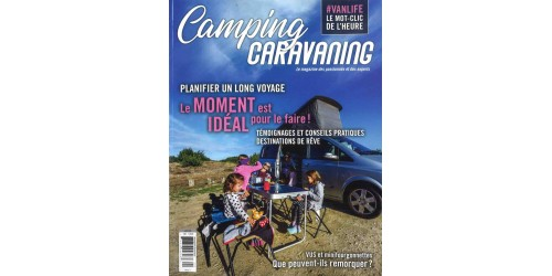 CAMPING CARAVANING (to be translated)
