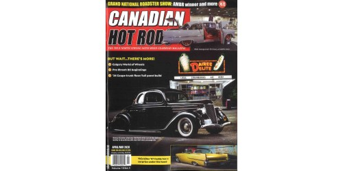 CANADIAN HOT RODS (to be translated)