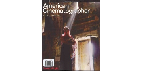 AMERICAN CINEMAGRAPHER (to be translated)