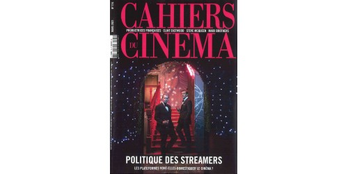 CAHIER DU CINÉMA (to be translated)