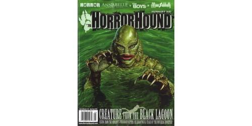 HORROR HOUND