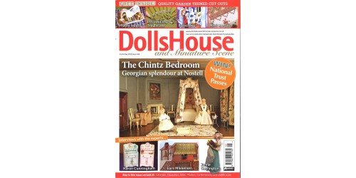 DOLLS HOUSE AND MINIATURE SCENE