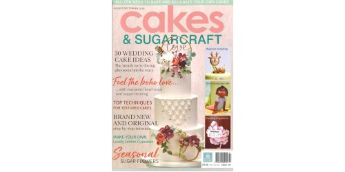 CAKES & SUGARCRAFT