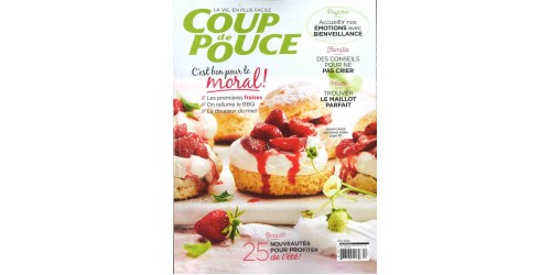 COUP DE POUCE (to be translated)