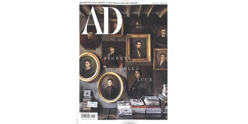 AD ARCHITECTURAL DIGEST ITALIE