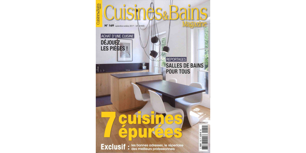 cuisines bains magazines lecto. Black Bedroom Furniture Sets. Home Design Ideas