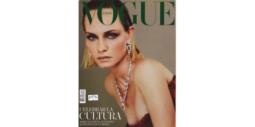 VOGUE  ESPAGNE (to be translated)