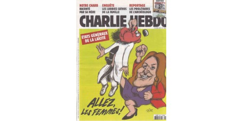 CHARLIE HEBDO (to be translated)