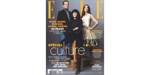 ELLE  FRANCE (to be translated)