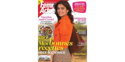 FEMME ACTUELLE (to be translated)
