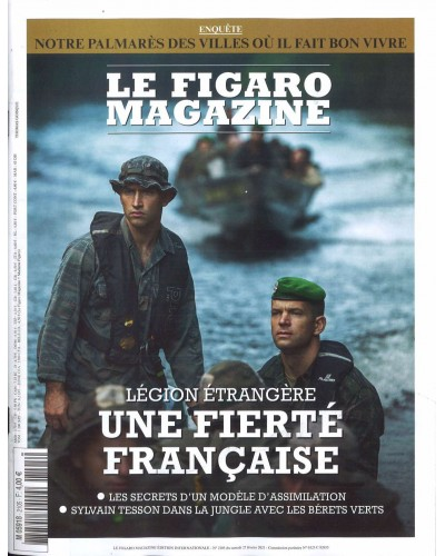 FIGARO MAGAZINE (to be translated)
