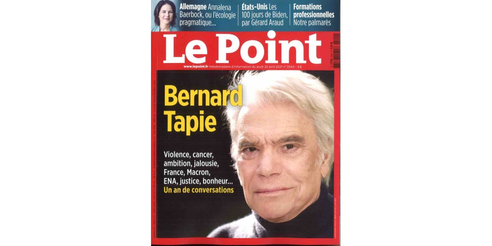 LE POINT (to be translated)