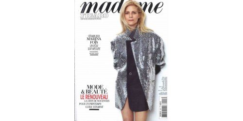 MADAME FIGARO (to be translated)