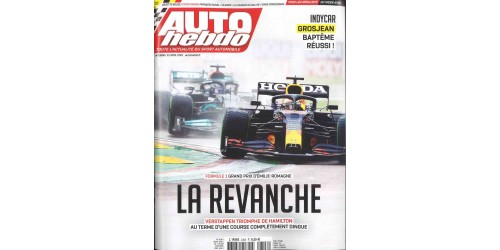 AUTO HEBDO (to be translated)