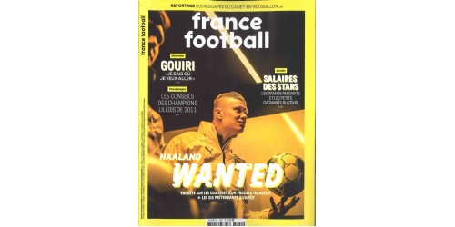 FRANCE FOOTBALL (to be translated)