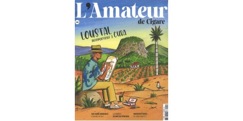 L'AMATEUR DE CIGARE