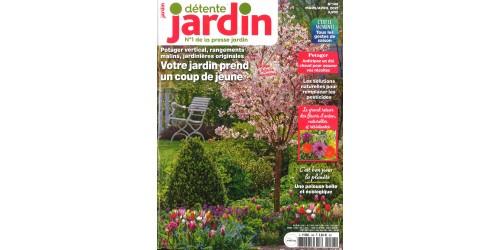 detente jardin dtente jardin le magazine with detente. Black Bedroom Furniture Sets. Home Design Ideas
