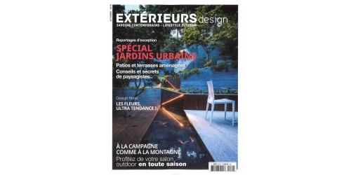 EXTÉRIEUR DESIGN (to be translated)