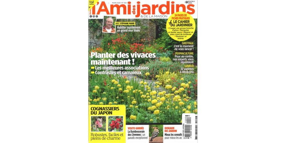 L 39 ami des jardins de la maison magazines lecto - L ami des jardins et de la maison ...