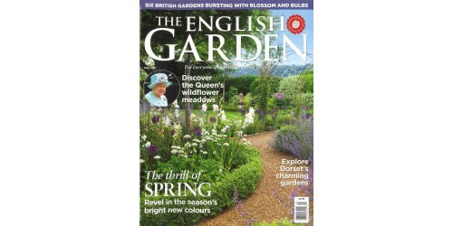 ENGLISH GARDEN (to be translated)
