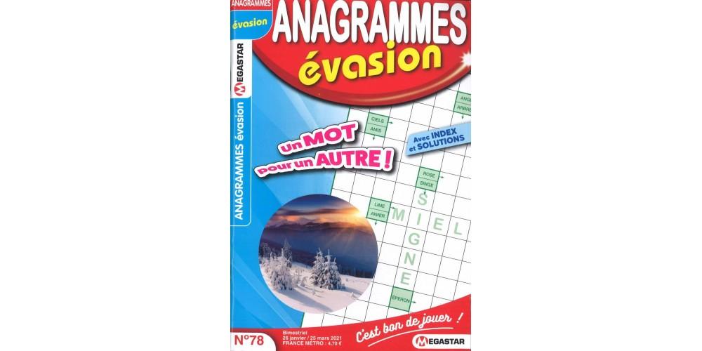 Anagramme Online