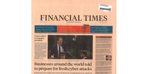 FINANCIAL TIMES JOURNAL