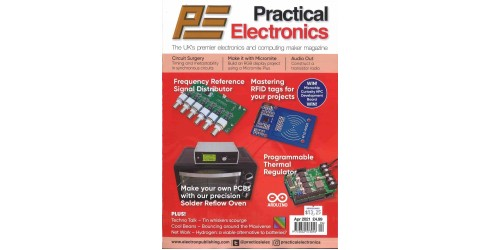 EVERYDAY WITH PRACTICAL ELECTRONICS (to be translated)