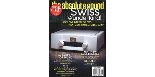 ABSOLUTE SOUND (to be translated)
