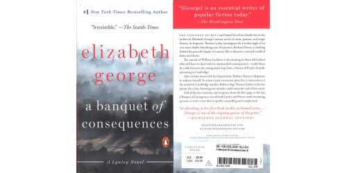 GEORGE, ELIZABETH - A BANQUET OF CONSEQUENCES