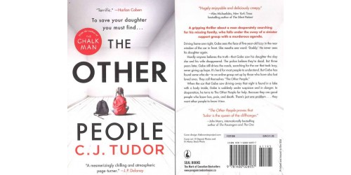 THE OTHER PEOPLE - C.J. TUDOR