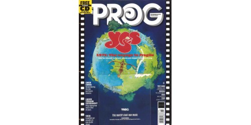 CLASSIC ROCK PRESENTS PROG (to be translated)