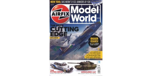 AIRFIX MODEL WORLD (to be translated)