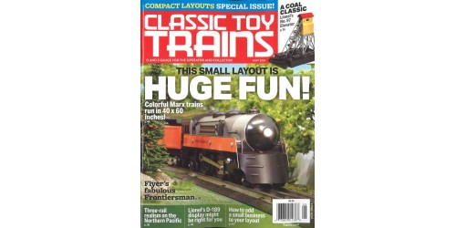 CLASSIC TOY TRAINS (to be translated)