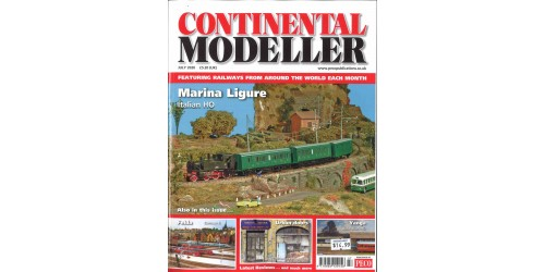 CONTINENTAL MODELLER (to be translated)