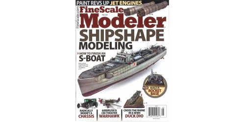 FINE SCALE MODELER (to be translated)