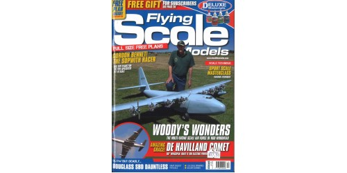 FLYING SCALE MODEL (to be translated)