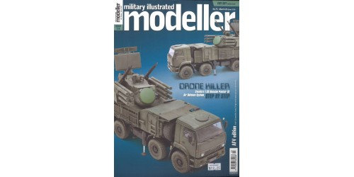 MILITARY ILLUSTRATED MODELLER (to be translated)