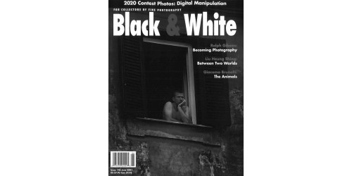 BLACK AND WHITE MAGAZINE
