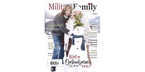CANADIAN MILITARY FAMILY