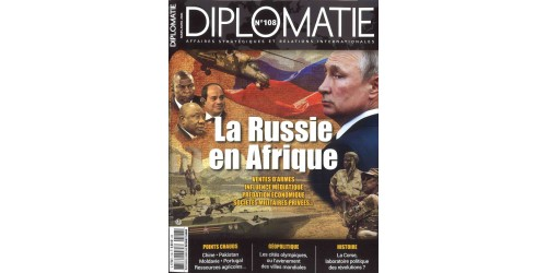 DIPLOMATIE (to be translated)