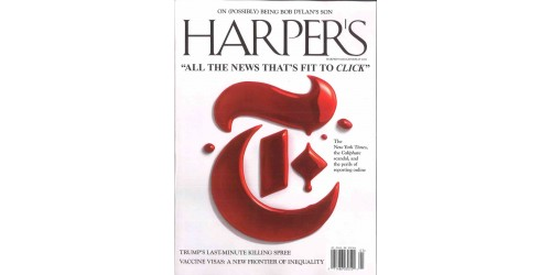 HARPER'S MAGAZINE (to be translated)