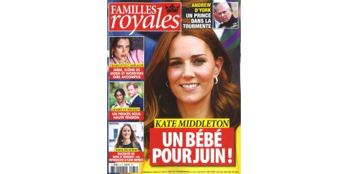 FAMILLES ROYALES (to be translated)